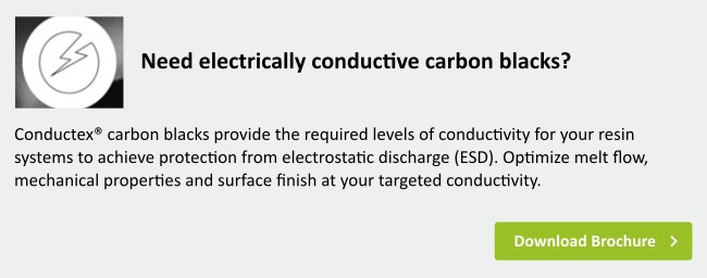 Electrically conductive